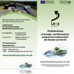 Förderberatung zu Energie- und Klimaschutzprogrammen insbesondere des Bundes und der EU